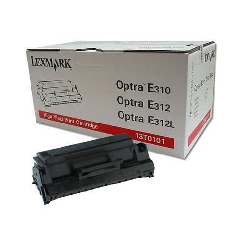 Toner LEXMARK Negro (13T0101) p/E312/E312L/310