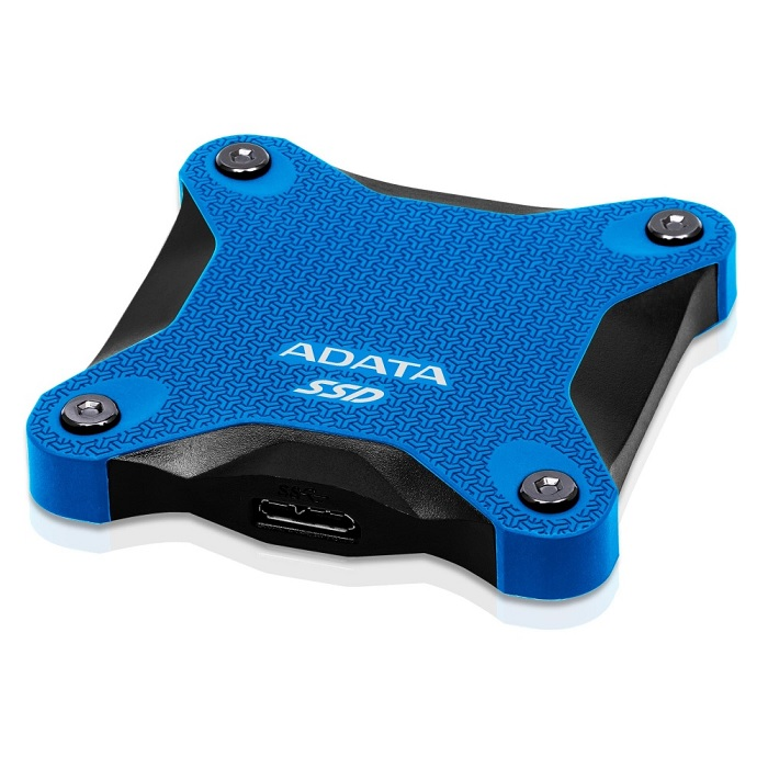 SSD Externo 240gb USB 3.1 Adata SD600Q Azul