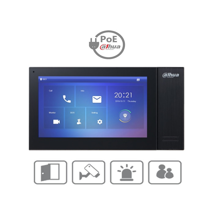 Monitor IP touch de 7