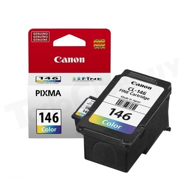 Cartucho de tinta Canon Color (CL-146) p/MG2410/MG2510